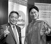 堀内克啓歯科医師